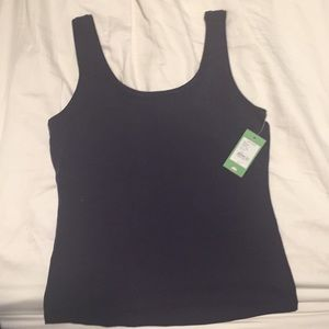 Lilly Pulitzer Navy Tank New Size L Large